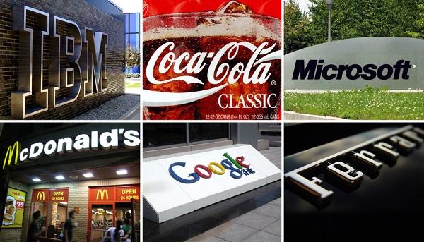 рейтинг самых дорогих компаний мира