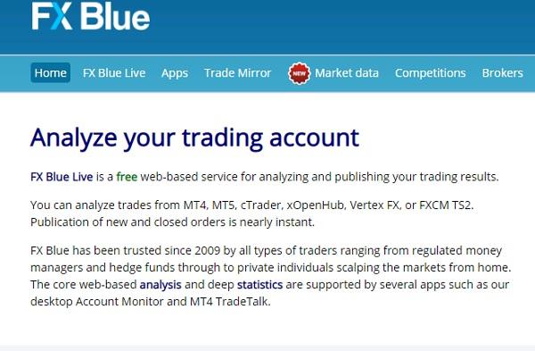 FX Blue
